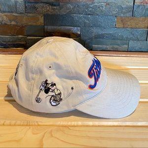 🏌️Titleist Disney Mickey Mouse Golf Hat
